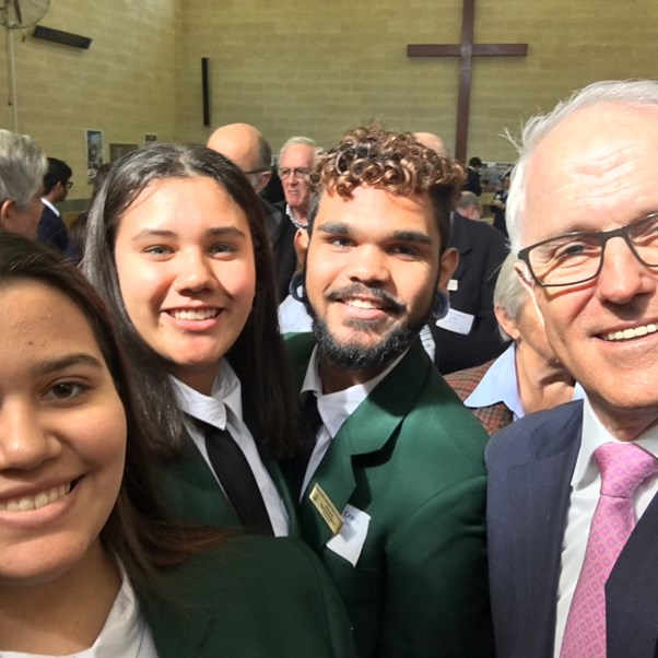 4Students with PM Malcolm Turnbull_Aug18 2.jpg